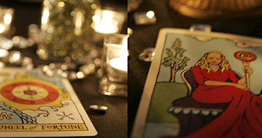 Wine Tasting and Tarot Readings