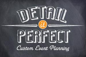 Detail it Perfect Logo