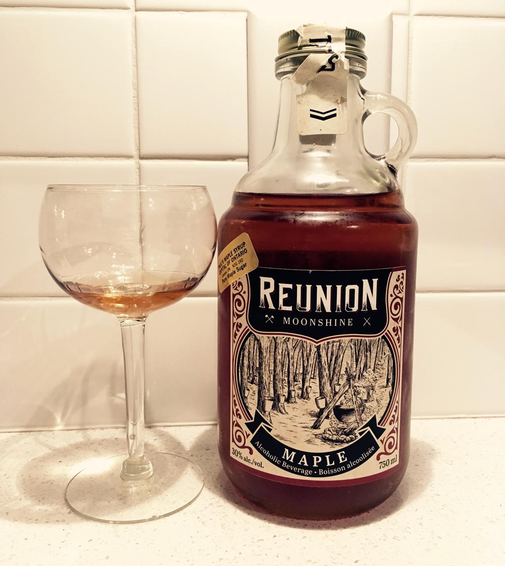 Reunion Moonshine Maple